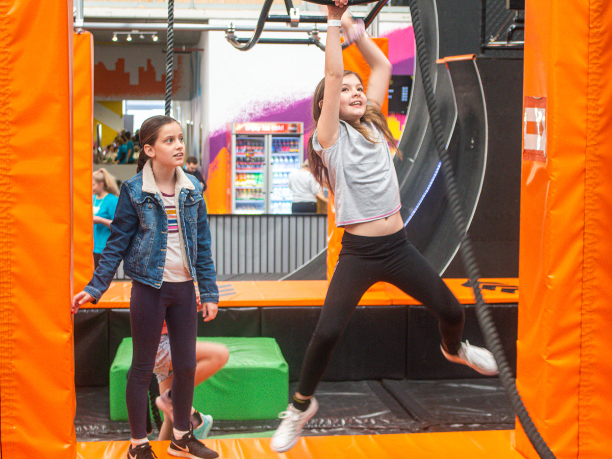 Bring out your inner Ninja Warrior with our kids holiday program at Urban Xtreme in Brisbane.