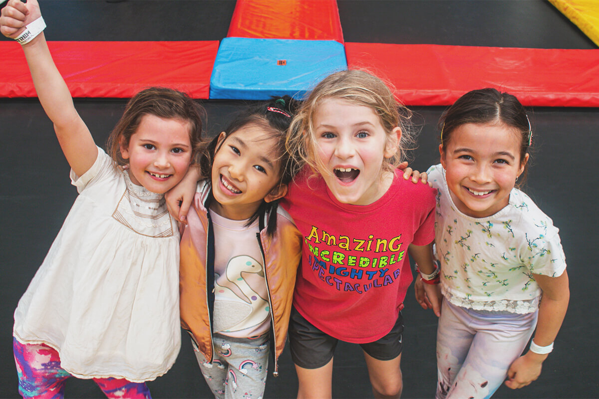 Give your kids the best school holiday camp experience in Brisbane with the range of activities at Urban Xtreme.