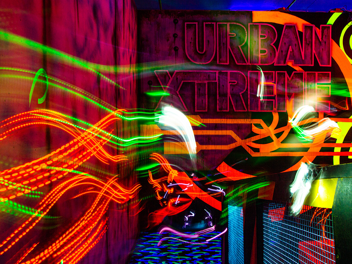 Laser Tag Urban Xtreme