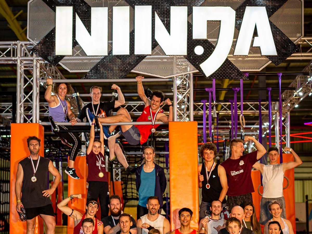 UX Ninja Race Night
